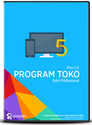 PROGRAM TOKO IPOS 5.0 PROFESIONAL DONGLE